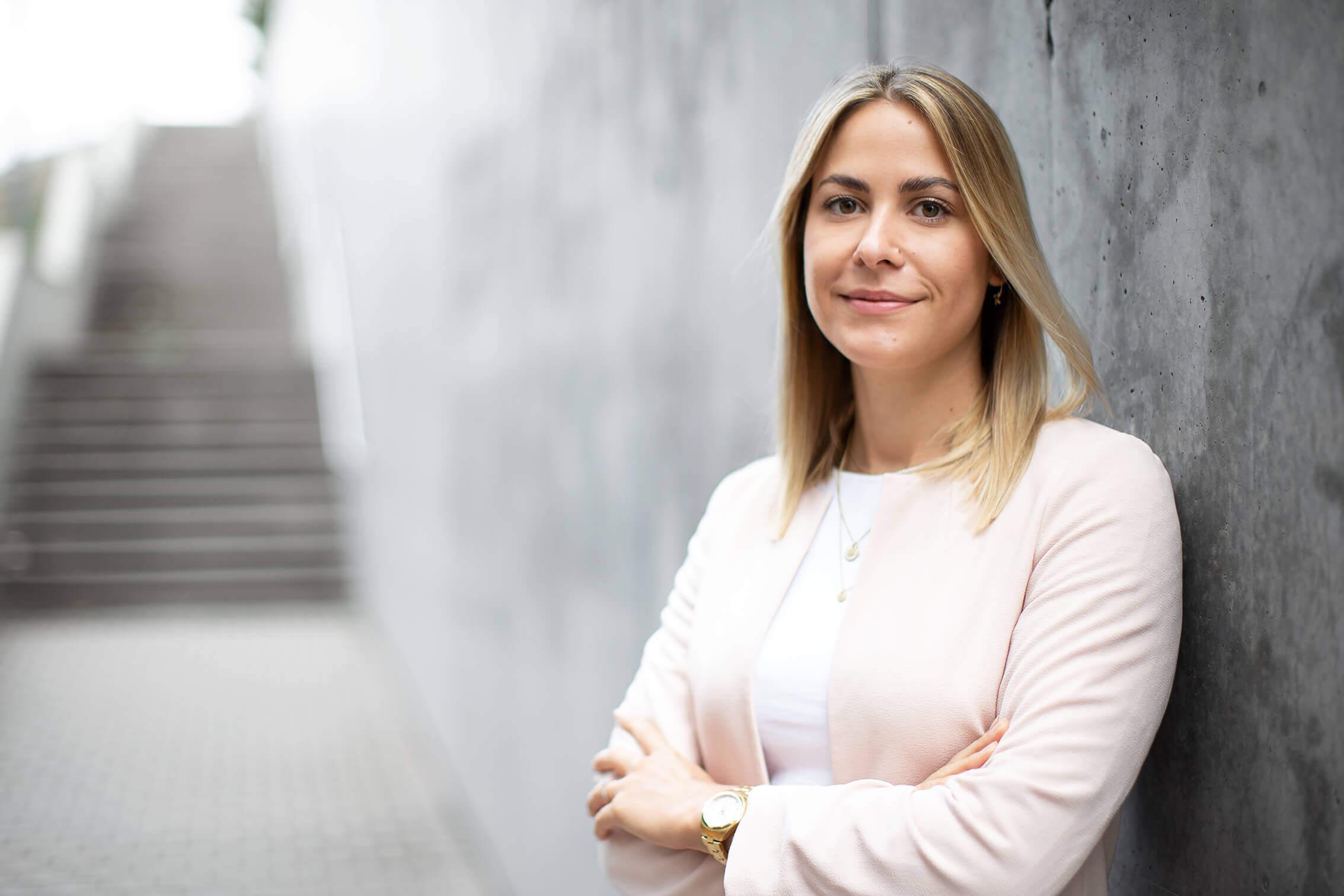 Alina Kosmowski